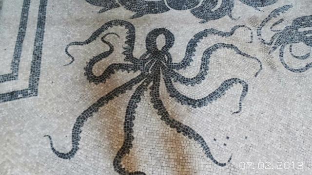 Mosaics of Herculaneum