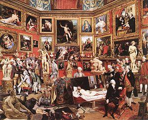 TheTribuna of the Uffizi