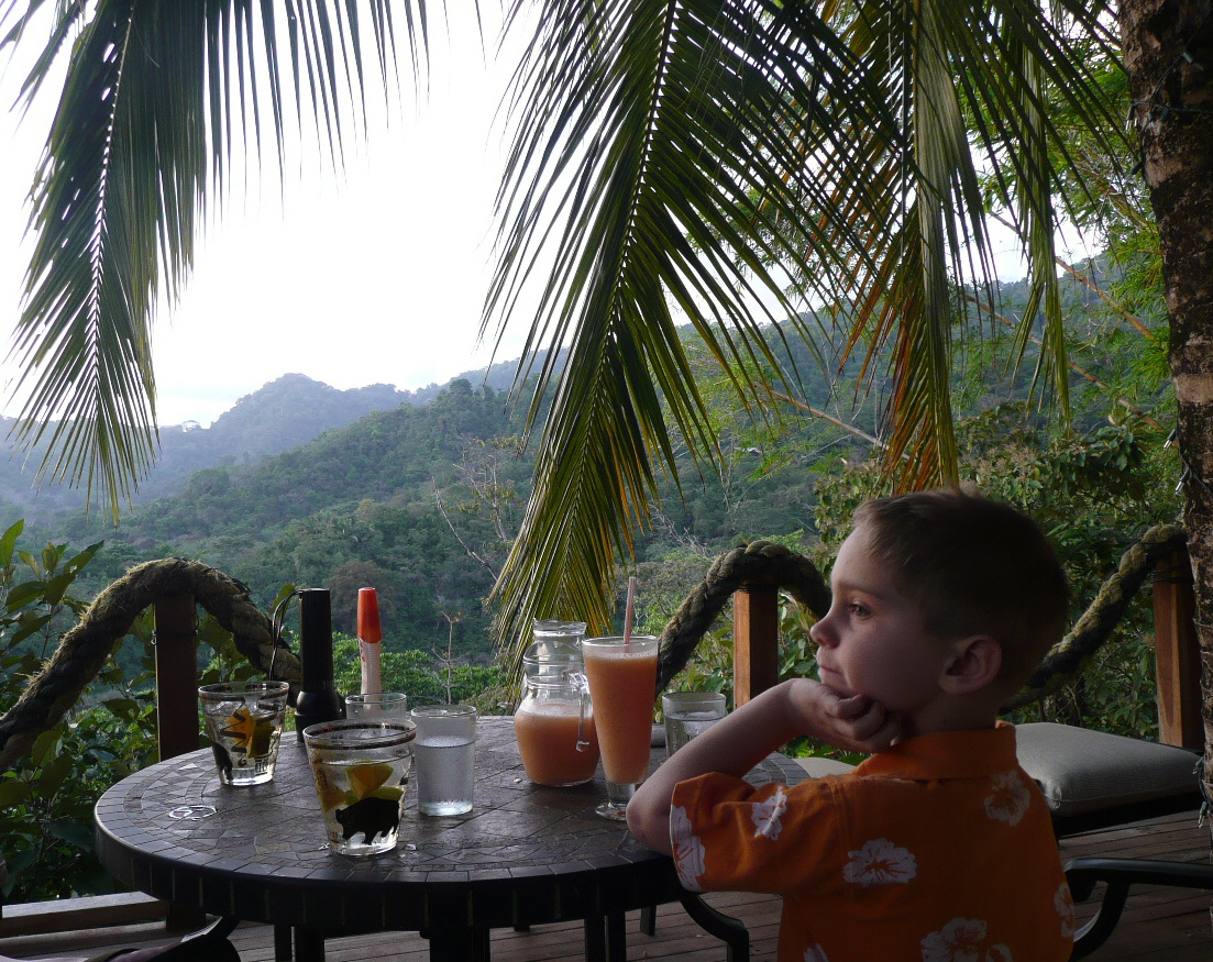 Costa Rica with family
