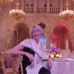 Dinner at Vladimir Palace