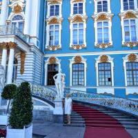 The Glories of Imperial St. Petersburg, Russia