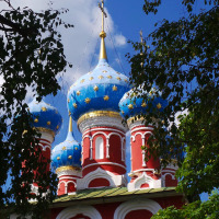 An Imperial Journey: Moscow to St. Petersburg