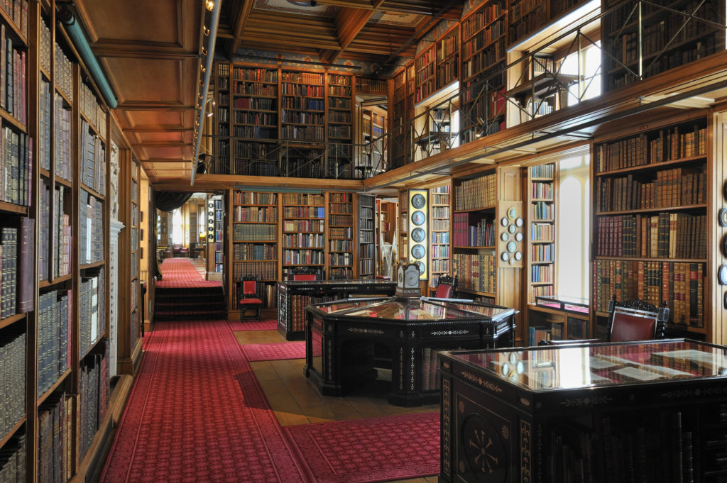 Windsor Castle: the Royal Library, Upper Library
