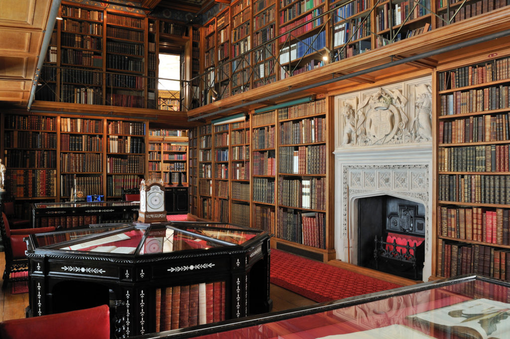 Windsor Castle Lib