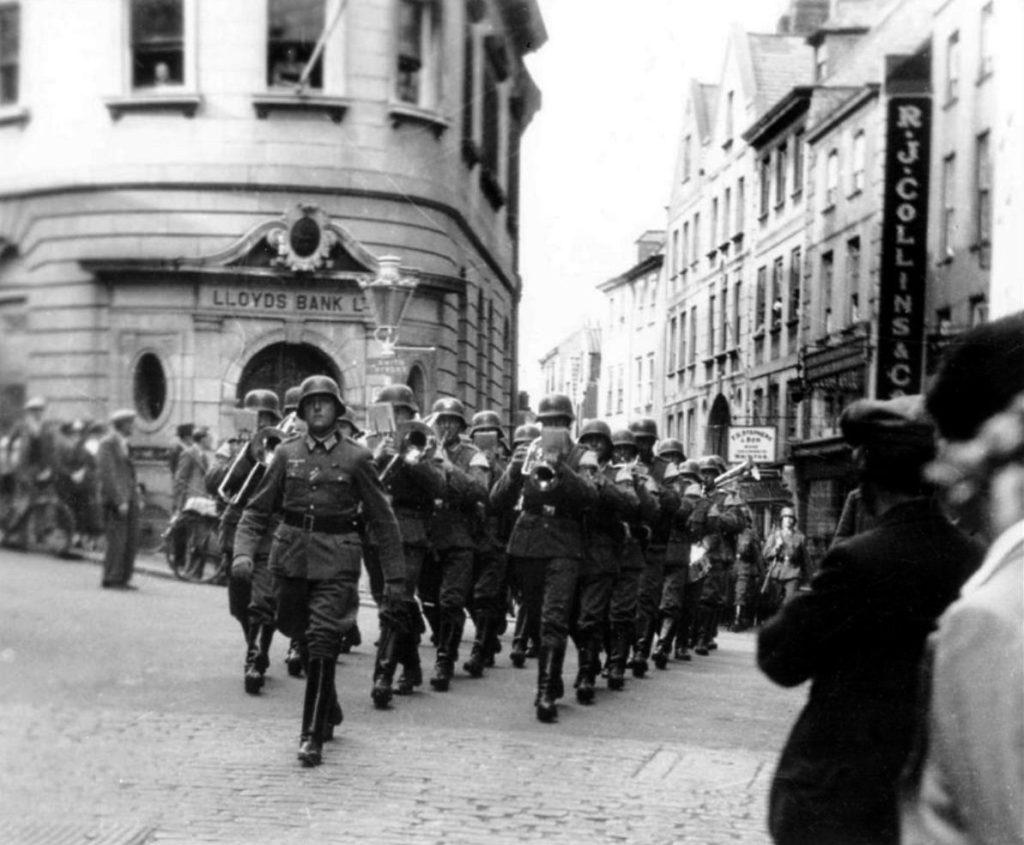 Nazis in Guernsey