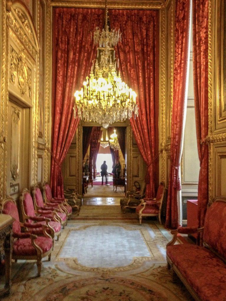 Napoleon III Entrance