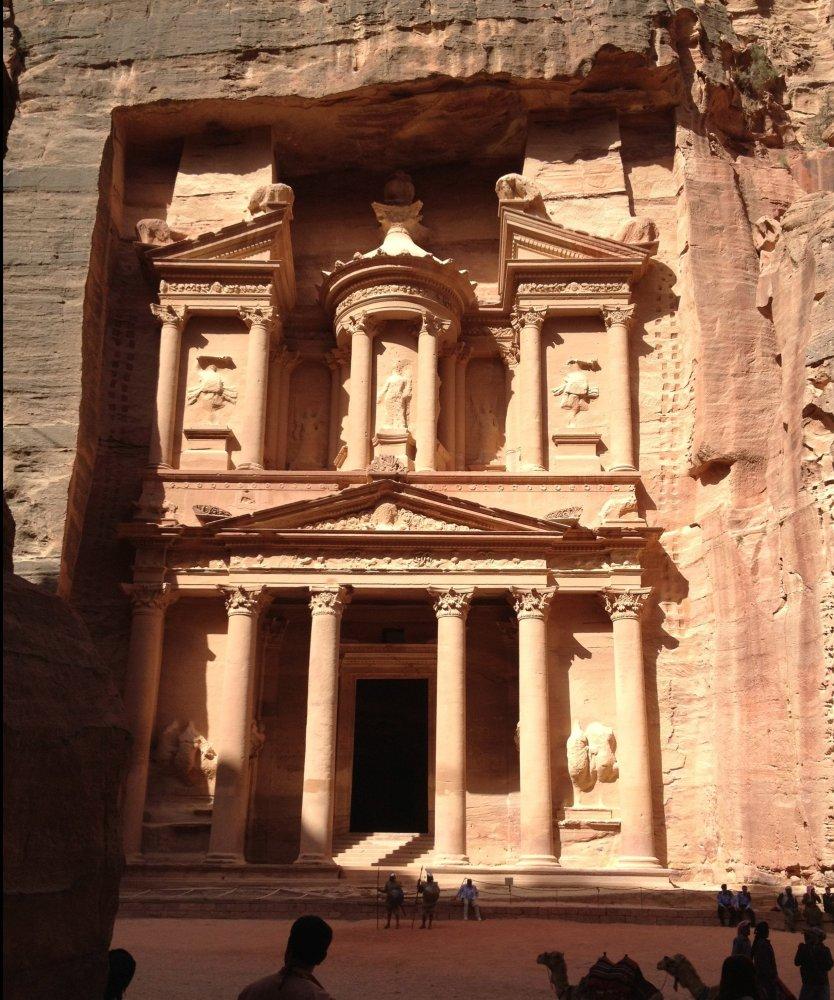 Treasury, Petra, Jordan