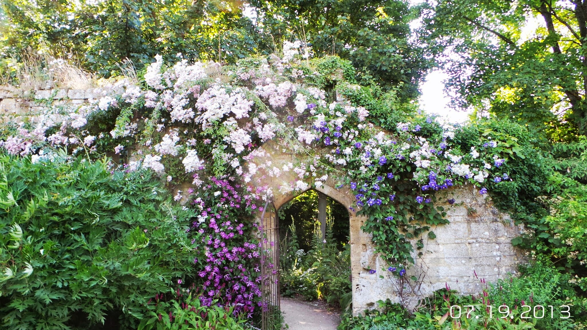 Gardens of Sudeley Castle