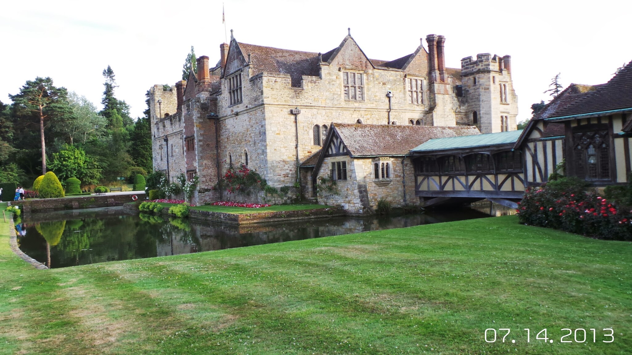 Hever Castle, Anne Boleyn's childhood home