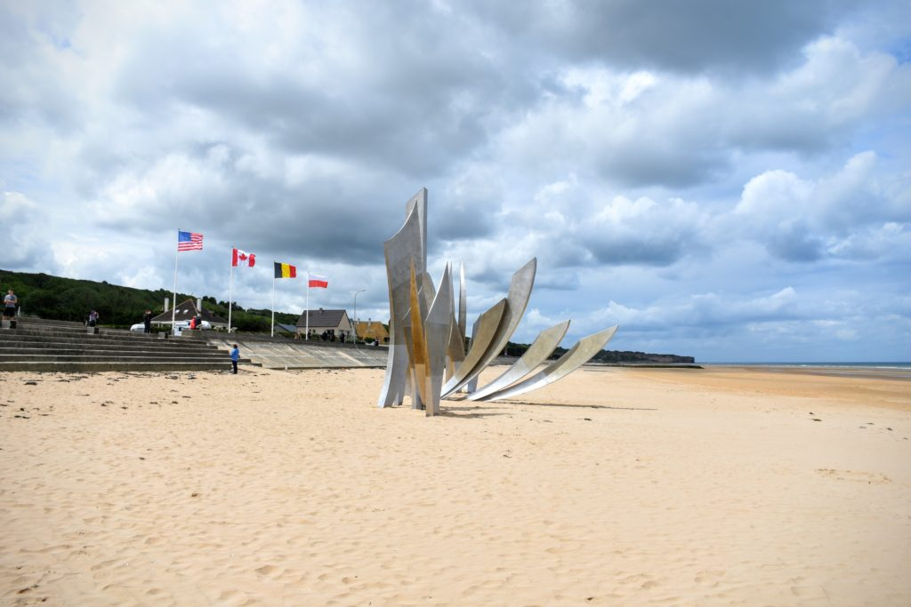 DDay Memorial Uniworld