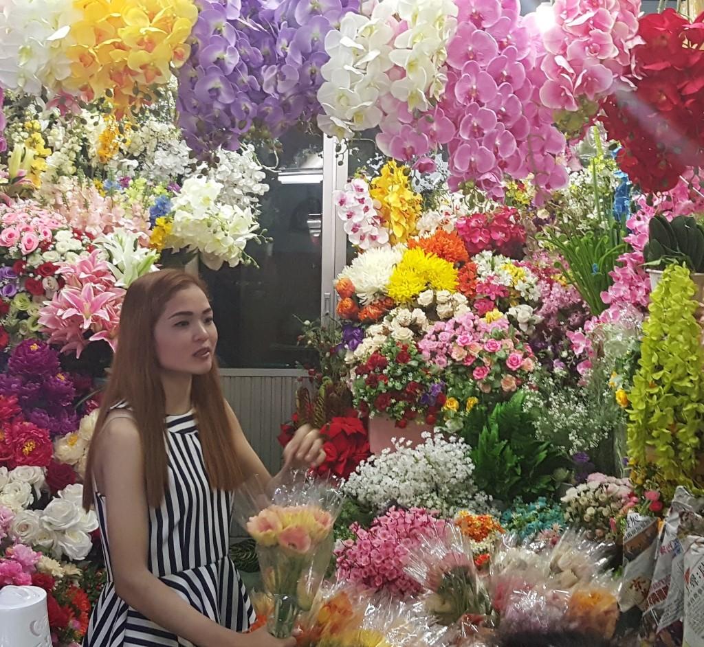 Bangkok FLower