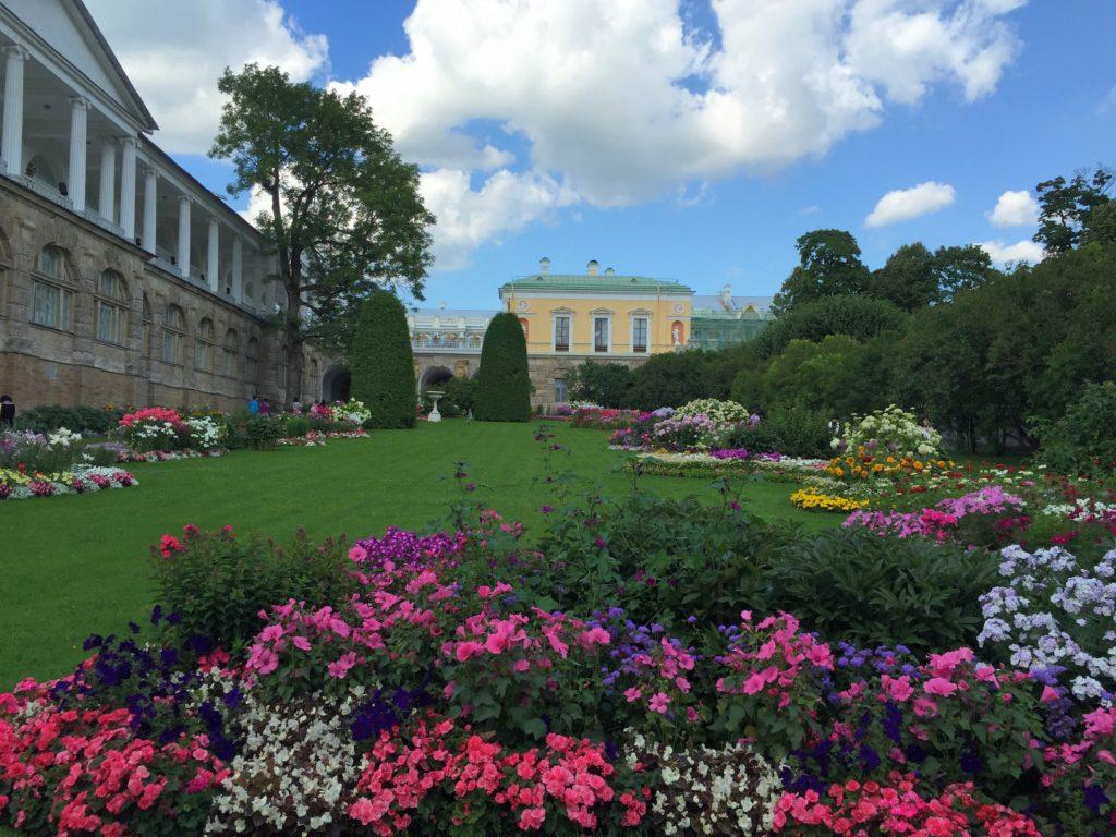 Viking Catherine Palace Gardens