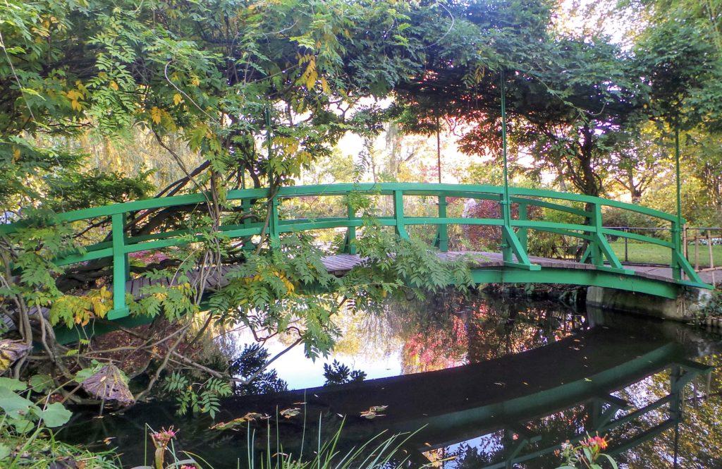 Giverny Bridge