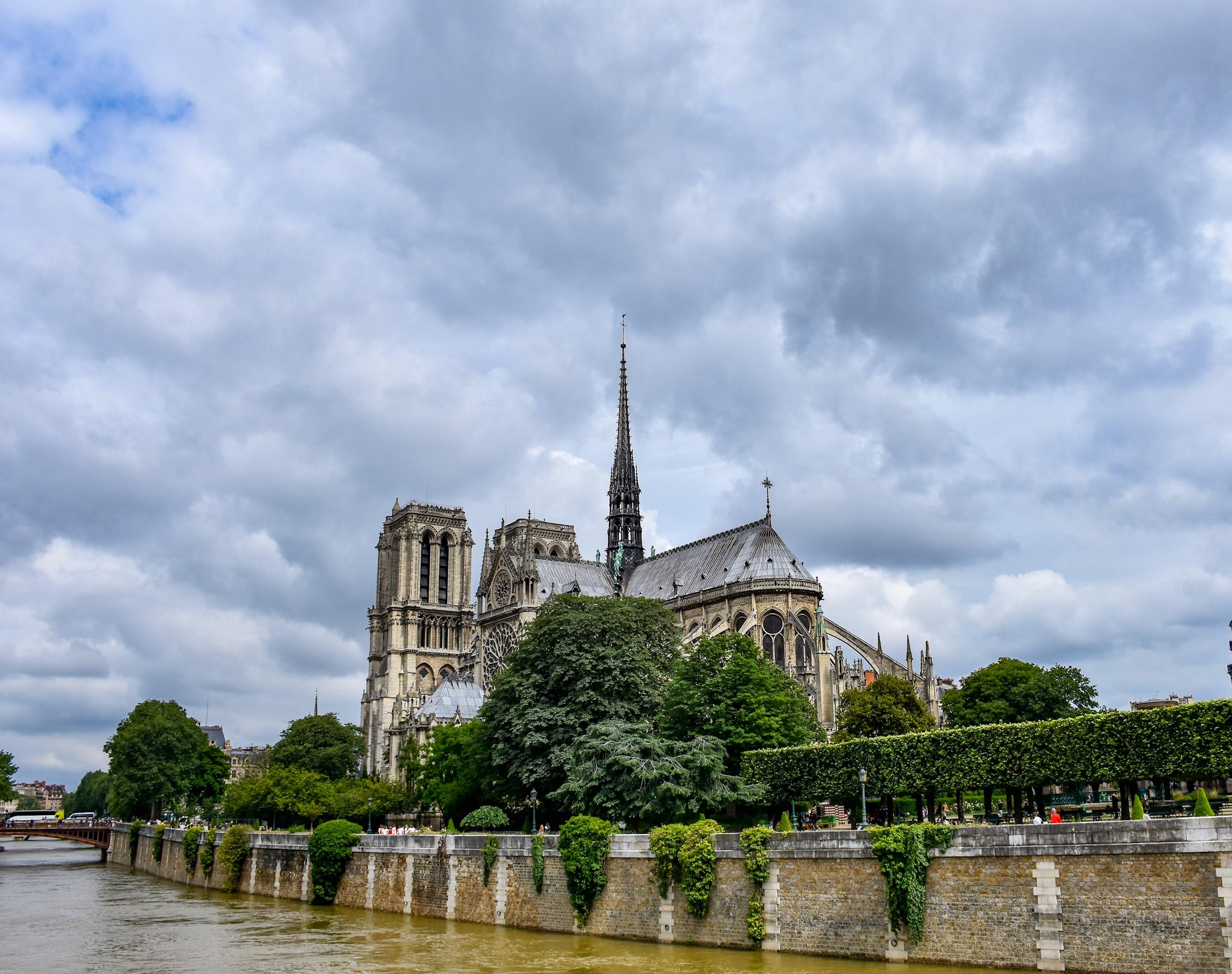 Notre Dame smaller