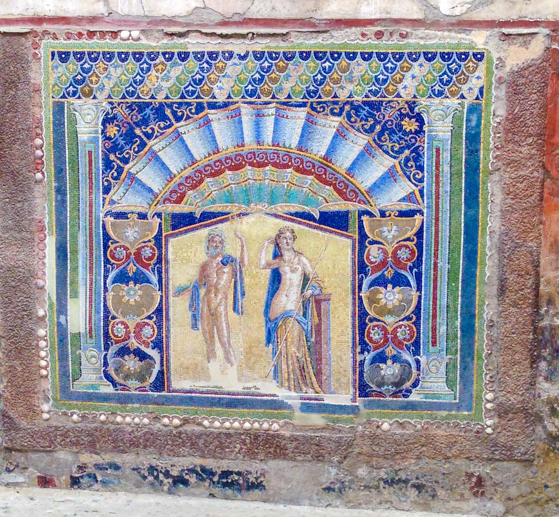 Fresco Herculaneum